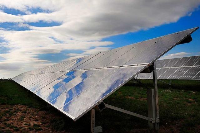 Für den Gratis-Solarpark für Gersbach fehlen geeignete Flächen