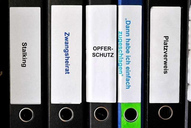 Im Freiburger Frauenhaus blieb die Nachfrage 2020 fast unverändert