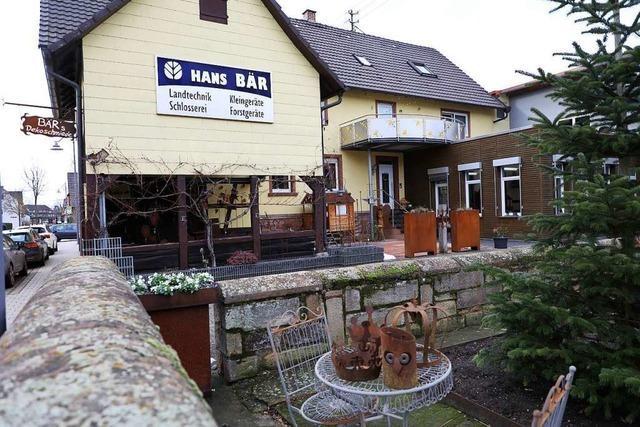 Die nächste Generation übernimmt bei der Firma Hans Bär in Neuried-Altenheim