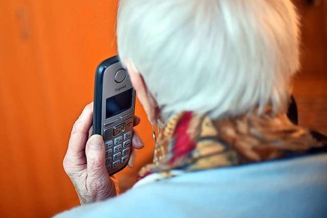 Das Ettenheimer Seniorentelefon wird bisher wenig nachgefragt