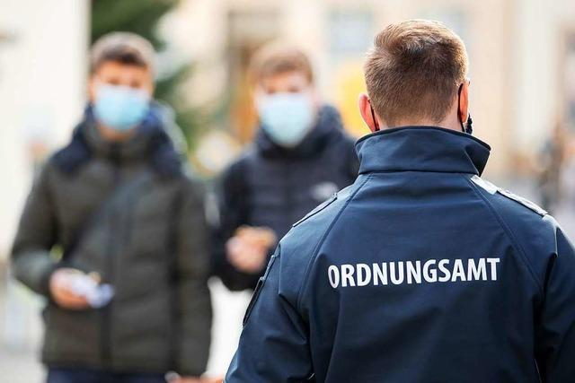Die Ordnungsämter im Landkreis Waldshut verzeichnen fast 151.000 Euro Bußgelder