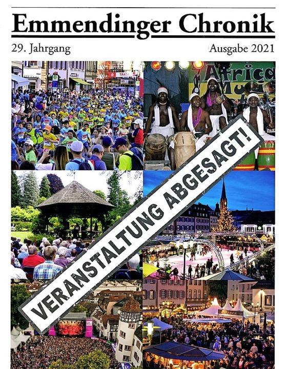 Seit 29 Jahren verantwortet Hans-Jörg Jenne die Emmendinger Chroniken.    Foto: Stadt Emmendingen