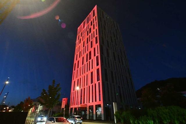 Dem Betreiber des Steigenberger-Hotels Stadt Lörrach droht das Aus