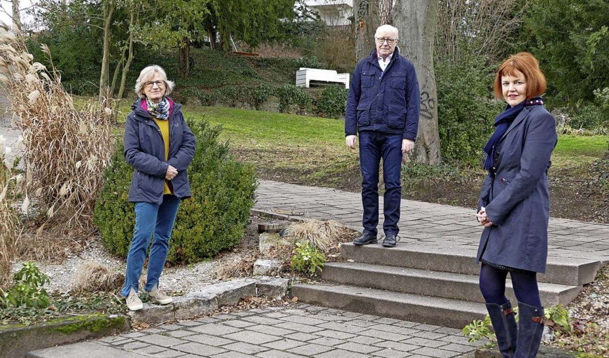 Freuen sich auf viele Jahresspender (v... Norbert Dietrich und Cornelia Rösner   | Foto: Verena Pichler