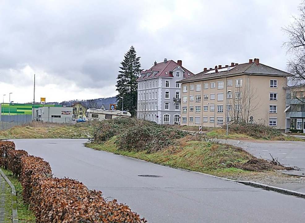 Afsar verfolgt das Projekt an der Güterstraße weiter.     Foto: Verena Pichler
