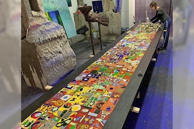 343 Kunstwerke werden eins