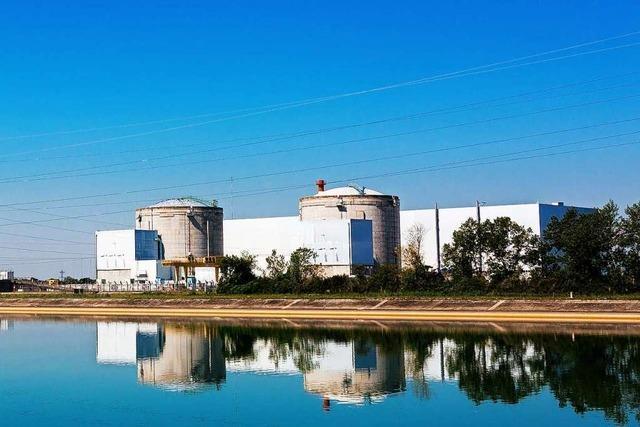 In Fessenheim könnte eine Schmelzanlage für Reaktorschrott entstehen