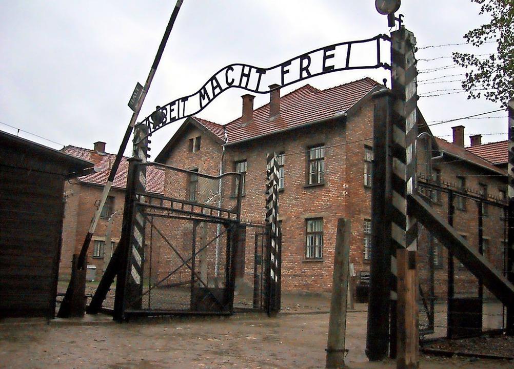 Im   Konzentrationslager Auschwitz-Birkenau starben auch viele  Kinder.    Foto: dpa