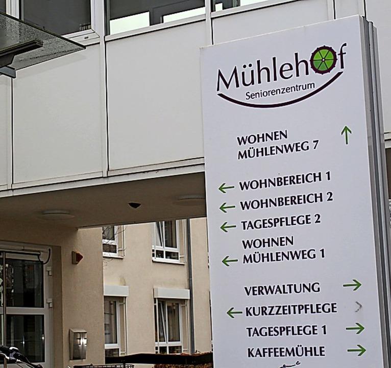 Um die Informationspolitik des Mühlehofs gibt es Diskussionen.  | Foto: Anja Bertsch