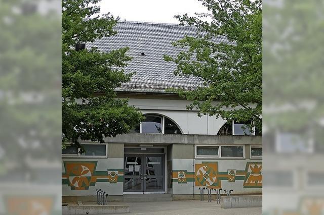 Die neue Fridolinhalle offen halten
