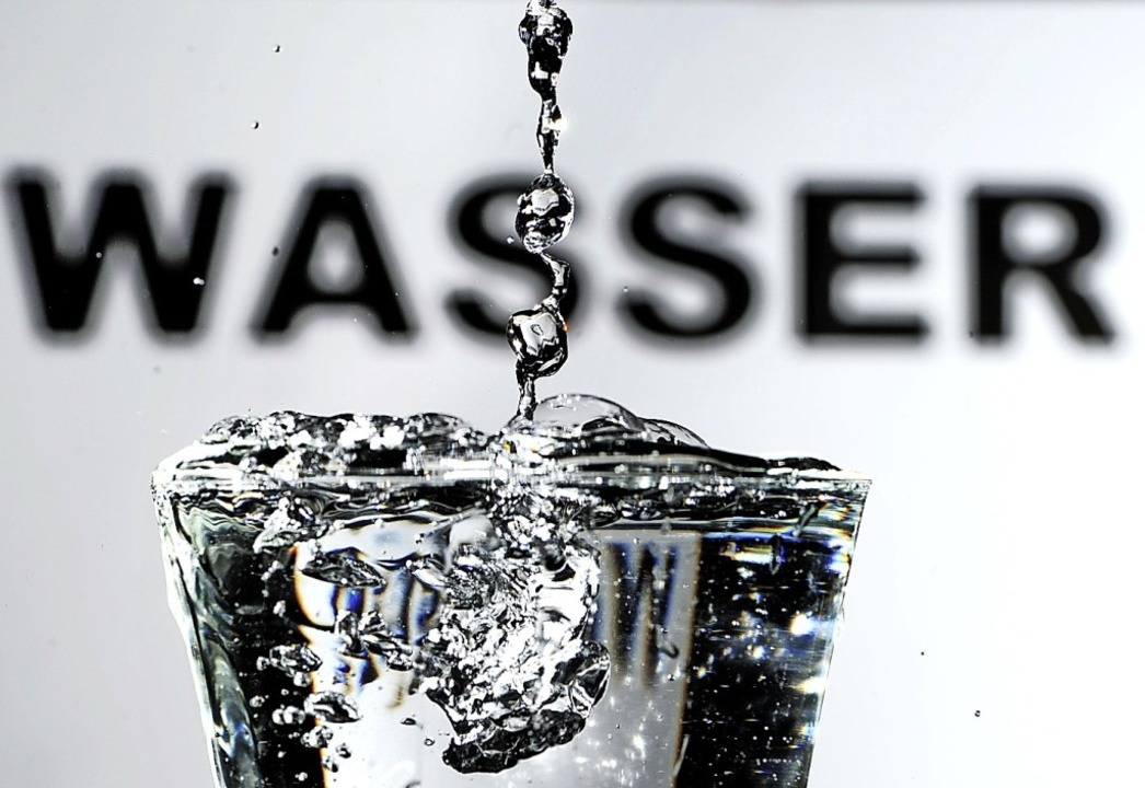 Bevor  das Trinkwasser in den Wohnunge...fließt, ist ein großer Aufwand nötig.   | Foto: Daniel Reinhardt