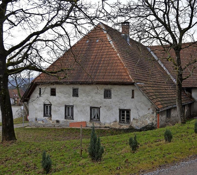 """Der  Garten des Zechenwihler Hotzenhus...Wandel"""" hat entsprechende Pläne.    Foto: Winfried Dietsche"""