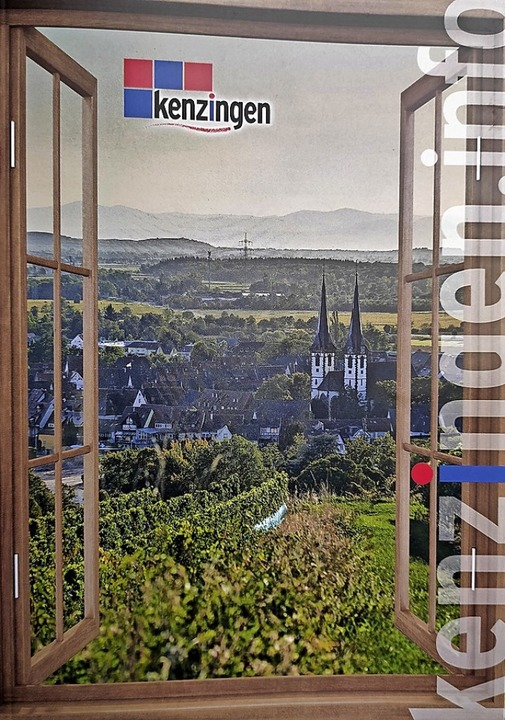Die neue Infobroschüre der Stadt    Foto: Werner Schnabl