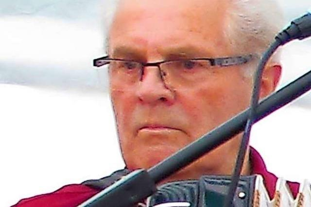 Der Bad Bellinger Kurt Weckerlin ist mit 84 Jahren gestorben