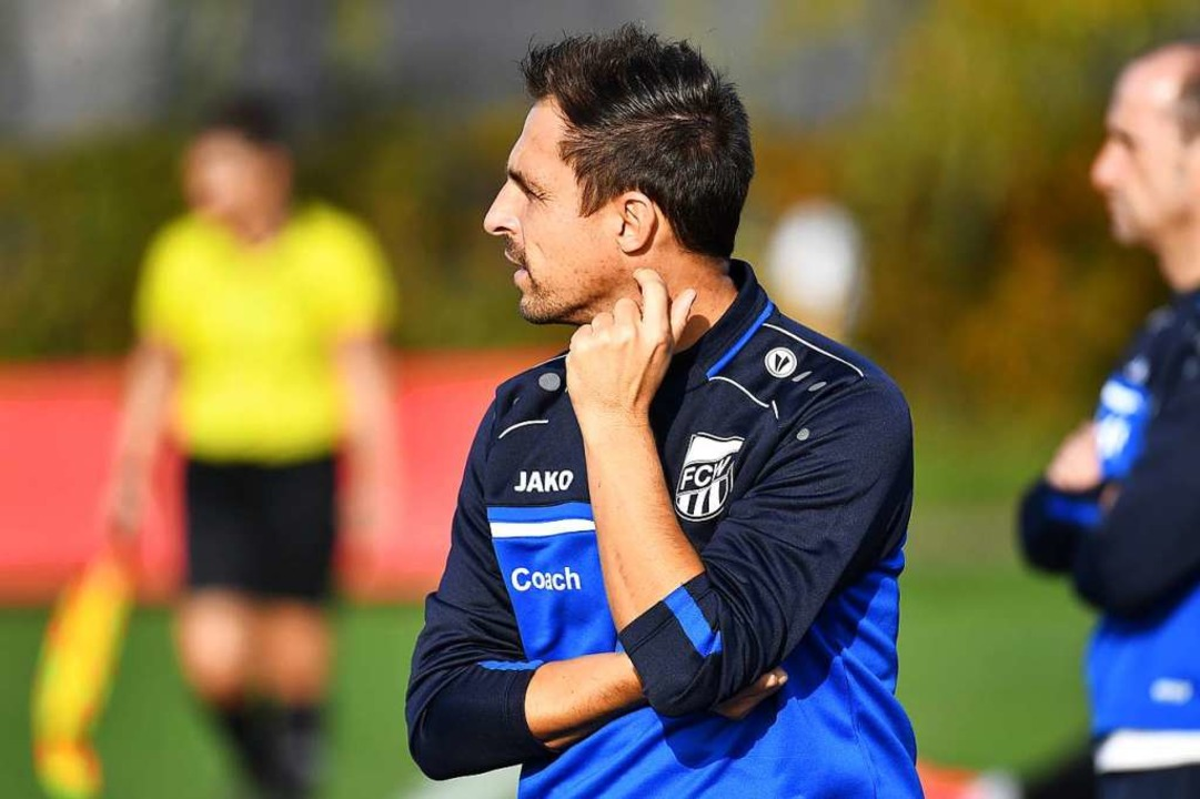 50:50 stehen laut Jan Ernst die Chance...ie laufende Saison hinaus weitermacht.  | Foto: Achim Keller