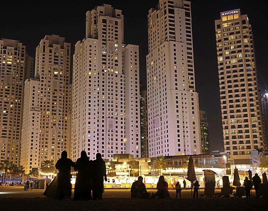 Beliebt: Jumeirah Beach in Dubai  | Foto: GIUSEPPE CACACE (AFP)