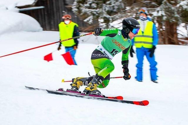 Telemarker Christoph Frank sucht im Weltcup den richtigen Schwung