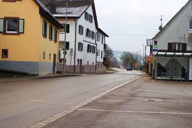 Wittlinger Ortsdurchfahrt soll noch dieses Jahr saniert werden