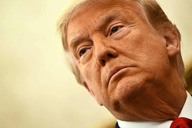 Anklage gegen Trump: Antworten auf wichtige Fragen zum Impeachment-Verfahren