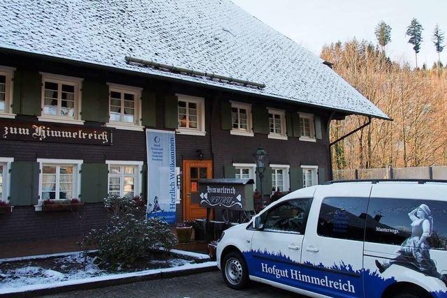 Das Hofgut Himmelreich hat einen neuen Geschäftsführer