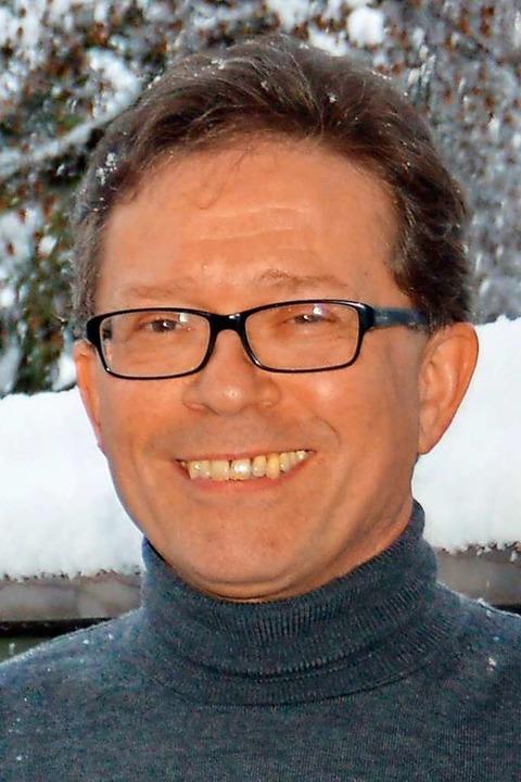 Thomas Puchan ist der neue Geschäftsführer im Hofgut Himmelreich.  | Foto: Gerhard Lück