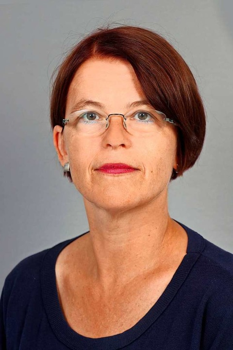 Ulrike Schulze, Chefärztin der Klinik für Kinder- und Jugendpsychiatrie Calw.  | Foto: Photo Gulyas