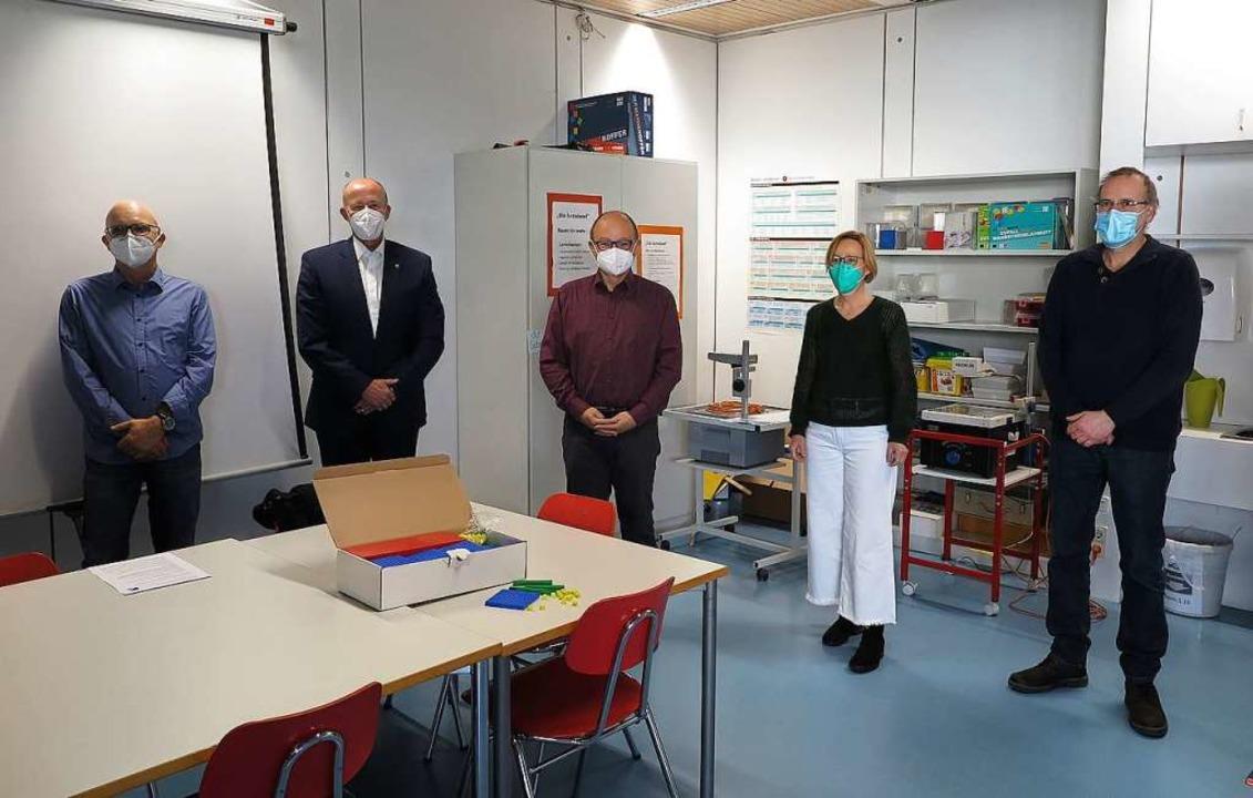 Die gezielte professionelle Förderung ... Cordula Hoffmann und Thomas Vielhauer  | Foto: Dorothee Philipp