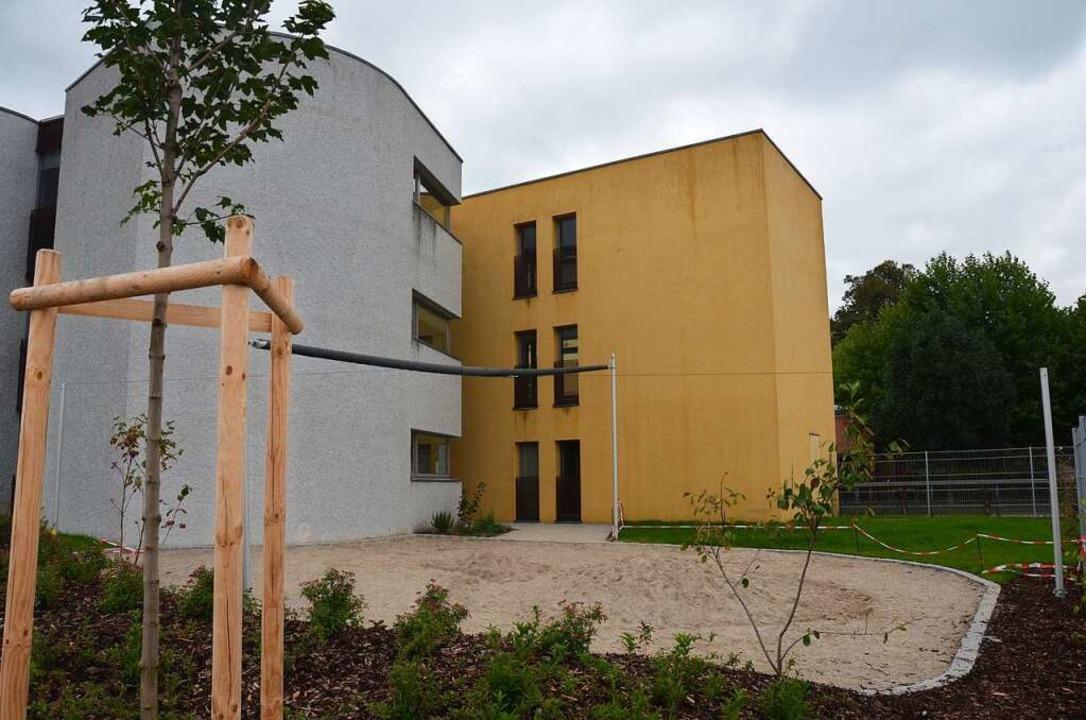 Die Kita Innocel in Lörrach  | Foto: Nikolaus trenz