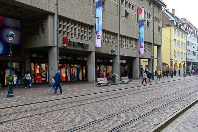 Spucker in der Freiburger Altstadt festgenommen