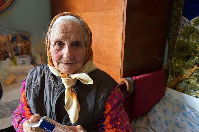 Badisches Hilfsprojekt unterstützt Notleidende in der Ukraine