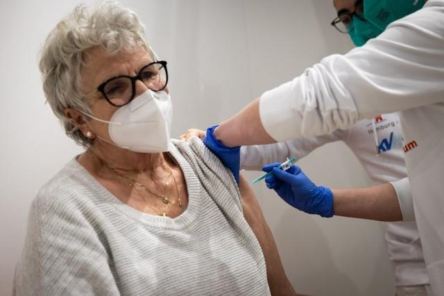 Corona-Newsblog: Zwei Prozent der Bevölkerung geimpft