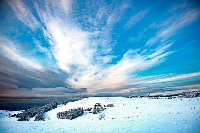 Winterwunderland im Schwarzwald