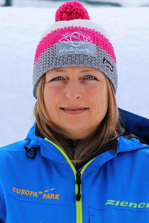 Tanja Metzler, Vorsitzende des Skiclubs Hinterzarten    Foto: Dieter Maurer