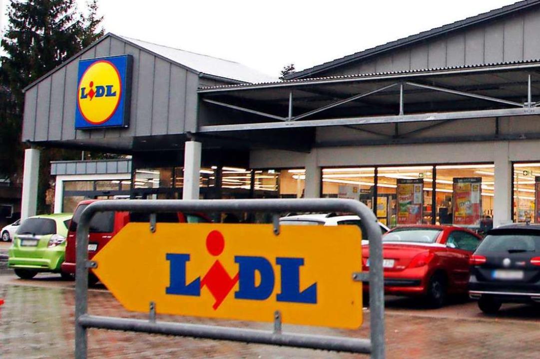 Lidl möchte in der Offenburger Straße ... Filiale im Fachmarktzentrum eröffnen.  | Foto: Heidi Fößel