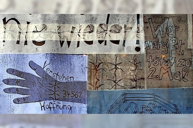 Dreimal Gedenken zum Tag der Befreiung von Auschwitz