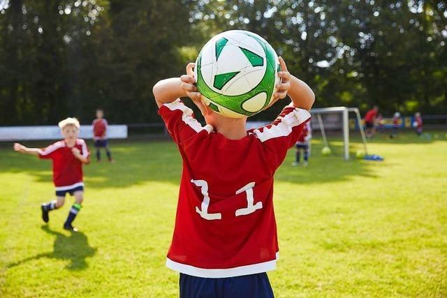 Spielpause im Amateurfußball trifft vor allem den Nachwuchs