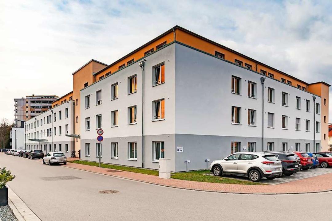 In einem Teilbereich des neuen Umkirch...hs Väter können dort zeitweise wohnen.  | Foto: Hubert Gemmert