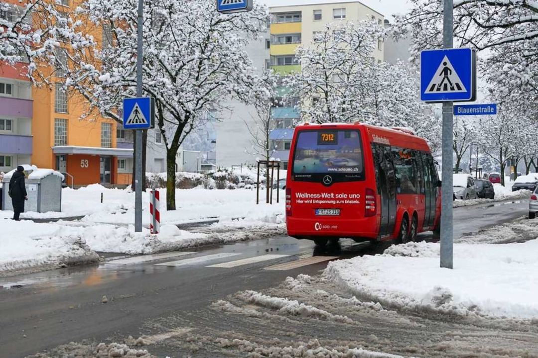Mit 590.000 Euro bezuschusst die Stadt den ÖPNV.  | Foto: Verena Pichler