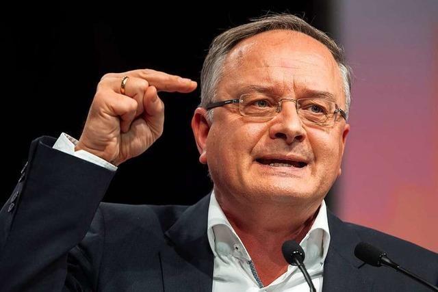 SPD-Spitzenkandidat Stoch: