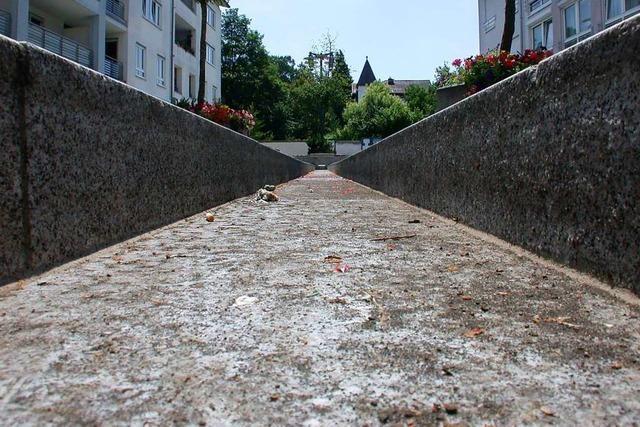 Schopfheims Brunnen sollen billiger werden – notfalls durch Abstellen