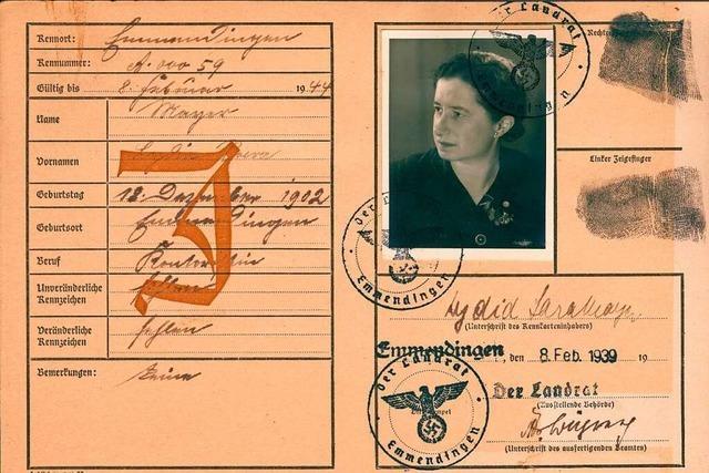 Digitales Gedenkbuch erinnert an verfolgte Emmendinger Jüdinnen und Juden