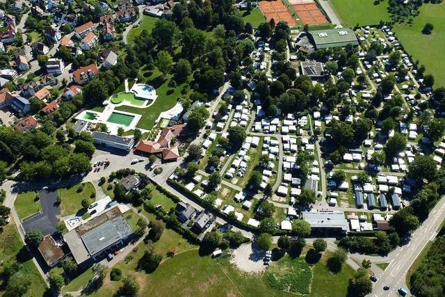 Campingplatz Kirchzarten europaweit auf Platz 42