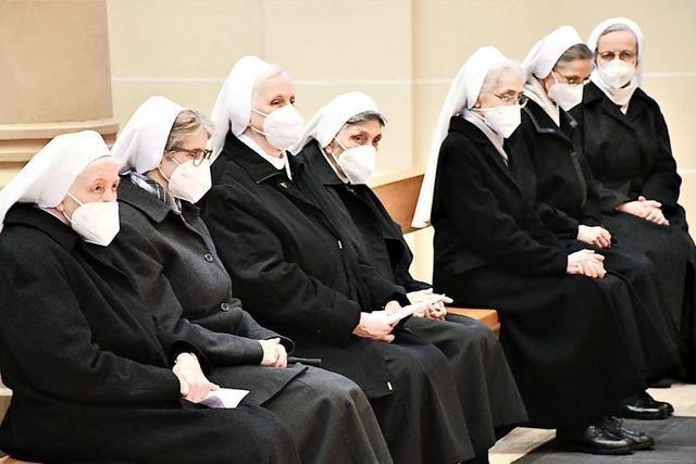 Abschied der Vinzentinerinnen aus dem St. Elisabethenkrankenhaus: