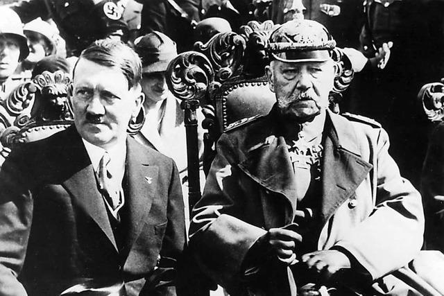 Hindenburg soll kein Ehrenbürger von Gundelfingen mehr sein