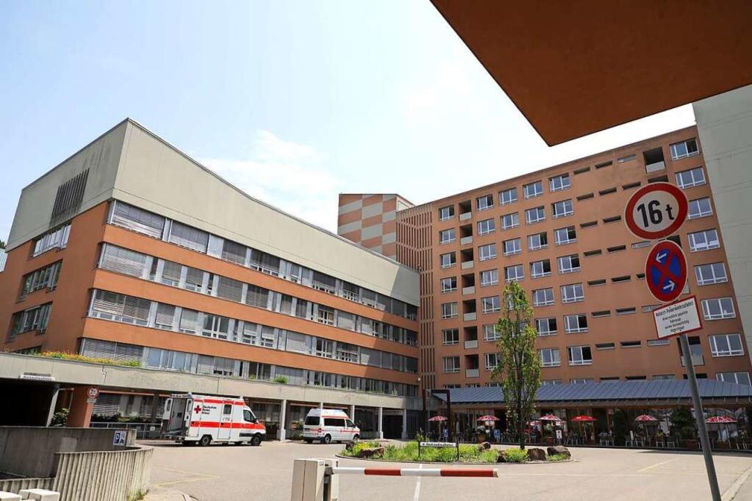 Das Ortenau-Klinikum in Lahr  | Foto: Christoph Breithaupt