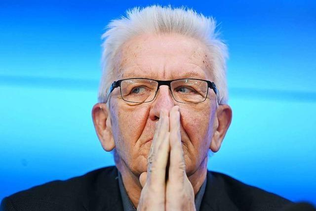 Kretschmann verteidigt geplante Schulöffnung in Baden-Württemberg