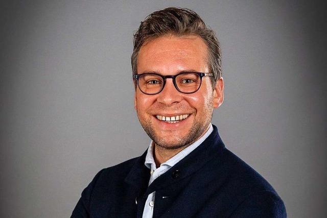 BZ-Fragebogen: Die Antworten des Bürgermeisterkandidaten Tobias Uhrich