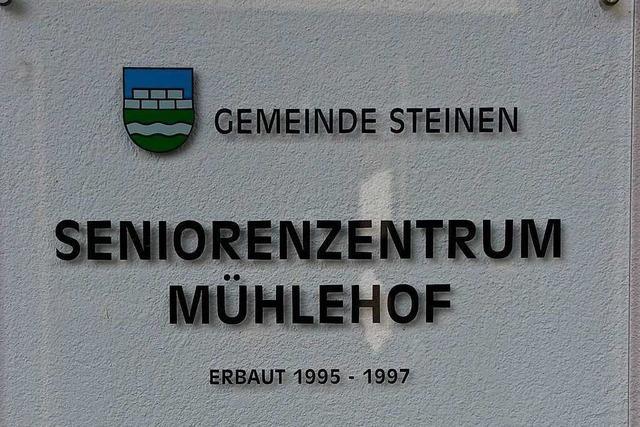 Gemeinderat Steinen übt scharfe Kritik an der Kommunikation des Mühlehofs