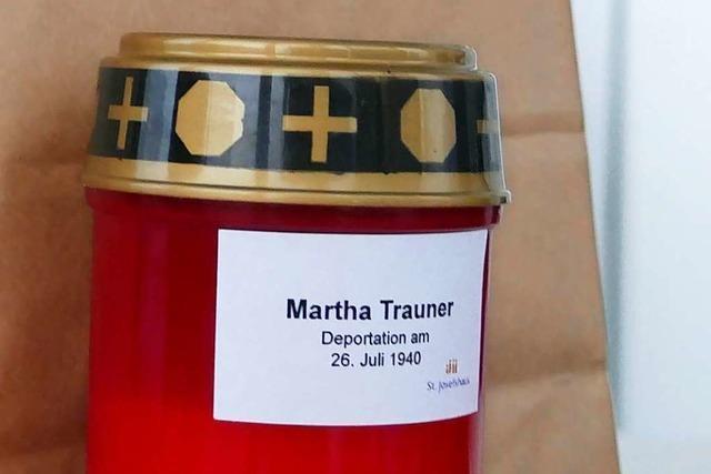 Besonderes Gedenken an NS-Opfer in Rheinfelden