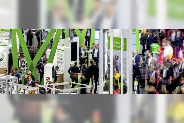 Virtuelle Messehalle für Wehrer Handel